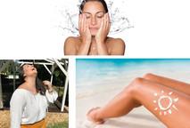 Cuidados pós verão: é hora de recuperar a pele!