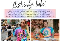 TREND ALERT - Tie-Dye Babe!