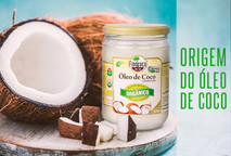 Origem do óleo de coco Finococo