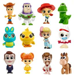 Novo brinquedos Mattel-Brinquedo-Toy Story 4 ação Pastor Story maior Disney//Pixar